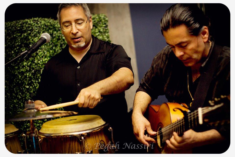 Amin Safari & Robert Feliciano